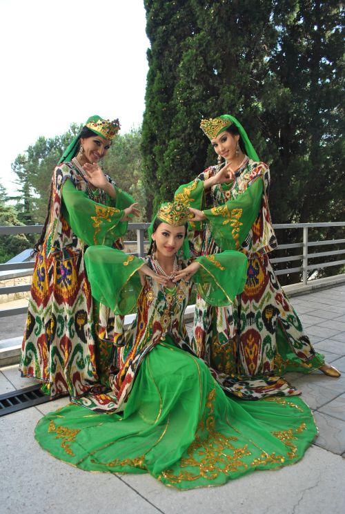 Узбекские свадьбы в крым